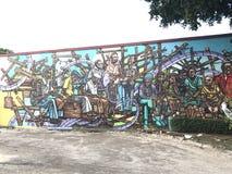 La Habana Miami royalty-vrije stock afbeelding