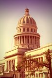La Habana retra Fotografía de archivo