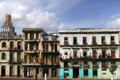La Habana vieja Imágenes de archivo libres de regalías