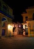 La Habana vieja, Cuba Imagenes de archivo