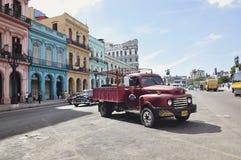 La Habana vieja, Cuba Fotografía de archivo libre de regalías