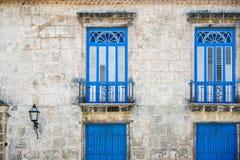 La Habana vieja mítica foto de archivo libre de regalías