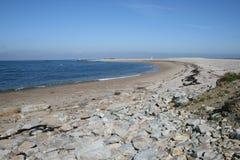 la hague пляжа Стоковая Фотография RF