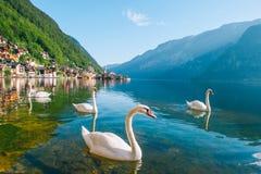 La Haute-Autriche Hallstatt Images stock