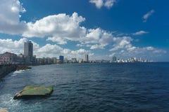 La Havana, Malecon view Stock Photography