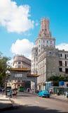 LA HAVANE 30 DÉCEMBRE : Rue dans la vieille partie ville du 3 décembre Photos stock