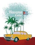 La Havane Cuba Images libres de droits