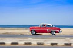 LA HAVANE, CUBA - 30 AOÛT 2015 : Vieux classique Images libres de droits