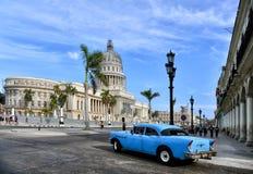 La Havane, Cuba, capitol Images stock