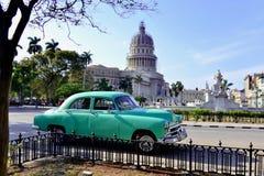 La Havane, Cuba, capitol Photos libres de droits