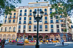 LA HAVANE, CUBA - 11 JUILLET 2016 : Le Central Park luxueux d'hôtel, photos stock