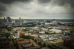 La Haya, NL en miniatura del inclinación-cambio Imagen de archivo