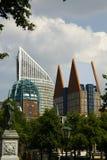 La Haye moderne Photos libres de droits