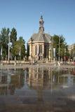 La Haye - Nieuwe Kerk (église neuve) Photos stock
