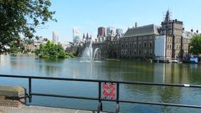 La Haye, Pays-Bas Juillet 2014 Image libre de droits