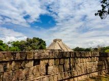 La herencia del maya Fotografía de archivo
