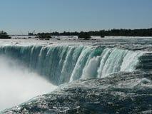 La herradura cae en Niagara Falls Imagen de archivo libre de regalías
