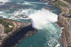 La herradura cae Niagara Fotografía de archivo libre de regalías