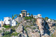La Herradura, Costa Tropical, Andalusia, Spain Royalty Free Stock Photography