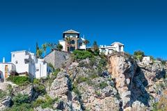 La Herradura, Costa Tropical, Andalusia, Spanje Royalty-vrije Stock Fotografie