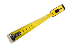 La herramienta de medición Imagen de archivo libre de regalías