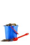 La herramienta para el dinero Imagen de archivo