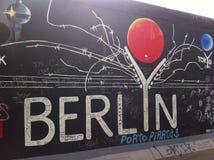 La historia de Berlín Fotos de archivo