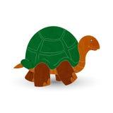 La historieta linda 23 de la tortuga puede Imágenes de archivo libres de regalías