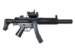 La HK MP5 SD6 fotografie stock libere da diritti
