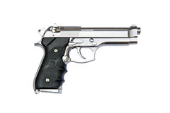 La HK MP5 SD6 fotografia stock