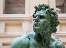 La Hollande, le musée de Louvre Photos stock