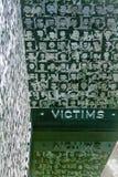 La Hongrie - Budapest - juillet 2010 : Musée de la terreur - mémorial de Photos libres de droits
