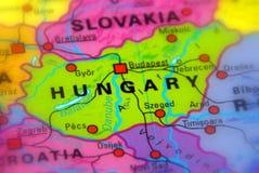 La Hongrie - l'Europe photo stock