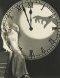 La hora mágica Fotos de archivo