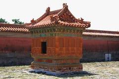 La hornilla de seda sagrada fotografía de archivo libre de regalías