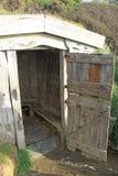 La hutte de colporteurs photo stock