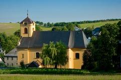 La iglesia Foto de archivo