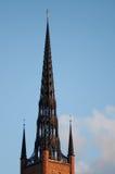 La iglesia alemana de Estocolmo Fotos de archivo