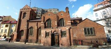 La Iglesia Anglicana Imagen de archivo libre de regalías