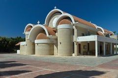 La iglesia cristiana Fotografía de archivo libre de regalías