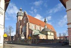 La iglesia de Body del señor Fotografía de archivo libre de regalías