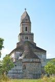 La iglesia de Densus Imagen de archivo libre de regalías