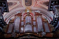 La iglesia de Fara Imagenes de archivo