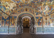 La iglesia de Iliay el profeta yaroslavl Rusia Fotografía de archivo