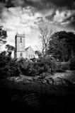 La iglesia de Irlanda de San Jaime, Durrus Fotos de archivo libres de regalías