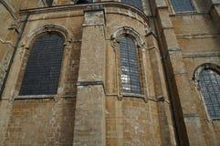La iglesia de la abadía de Grimbergen, Bélgica Foto de archivo libre de regalías
