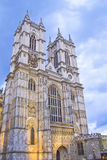 La iglesia de la abadía de Westminster Imagenes de archivo
