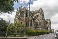 La iglesia de la catedral de nuestra señora y St Philip Howard Arundel, Sussex del oeste Foto de archivo libre de regalías