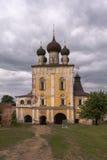 La iglesia de la entrada Fotos de archivo