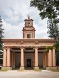 La iglesia de la trinidad santa de Bangalore, foto de archivo libre de regalías
